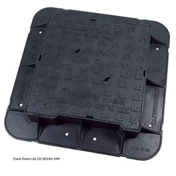 Picture for category Ductile Iron Covers & Frames