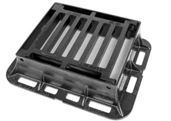 Picture for category Ductile Iron Gully Grating & Frames