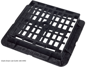 Picture of Clark Drain Class D400 End Hinged Mesh Top